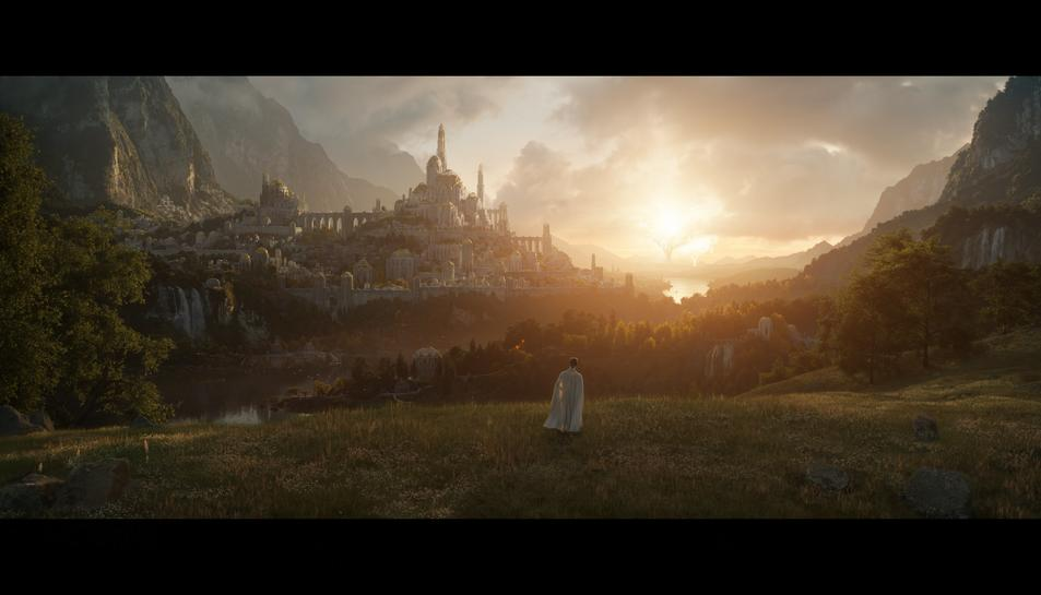 Primera imatge promocional de la nova sèrie.