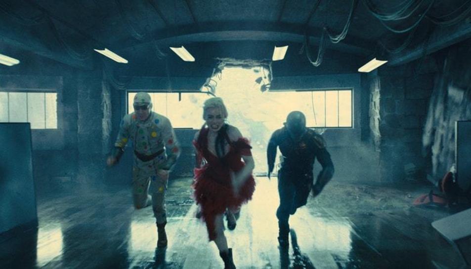 Imatge del film 'El escuadrón suicida'.
