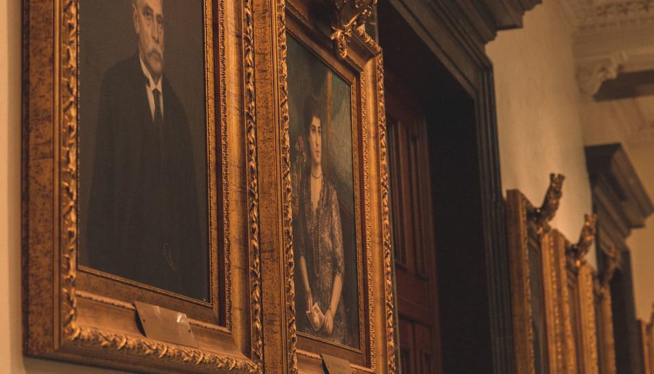 Galeria dels Fills Il·lustres