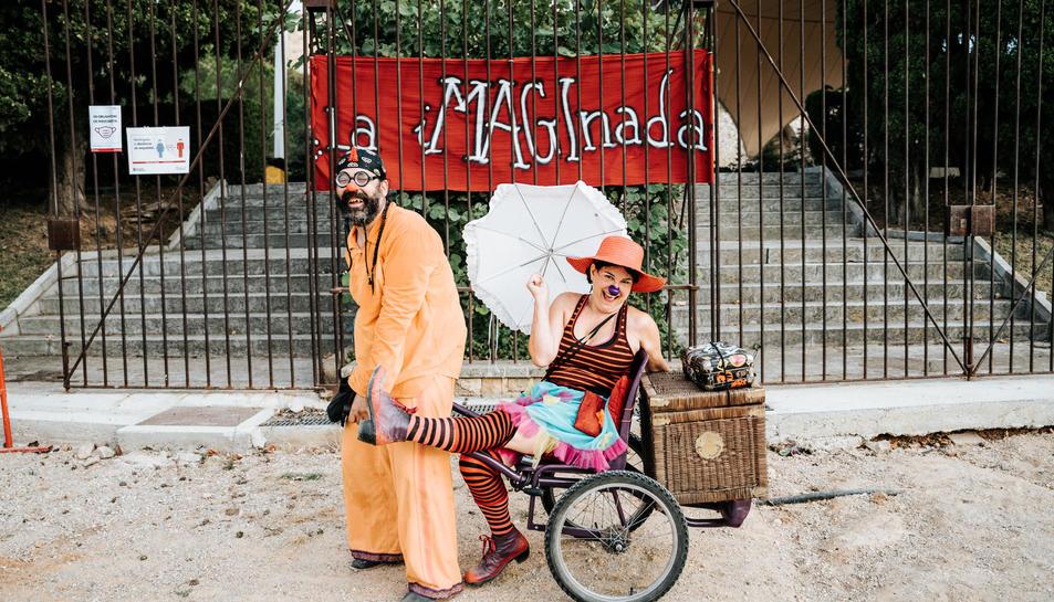 Imatge d'arxiu de la darrera edició de La iMAGInada.