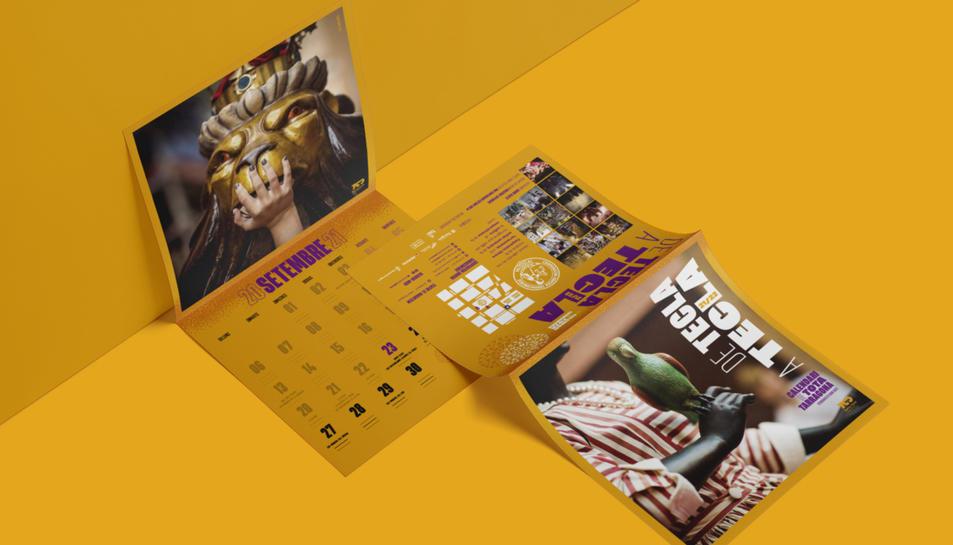 El calendari serà gratuït.
