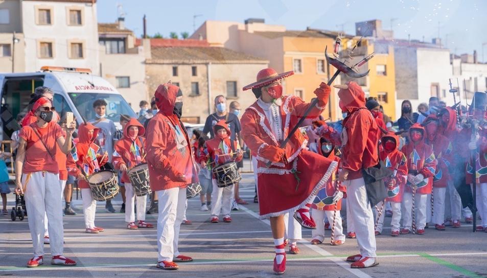 Seguici popular infantil de la Festa Major de Torredembarra