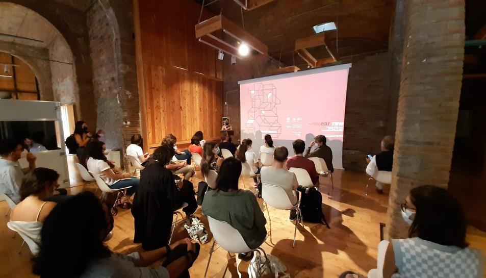 Estudiants i professors europeus reflexionen sobre àrees estratègiques per a la transformació de la ciutat al Reus Architecture & Urban Design International Workshop