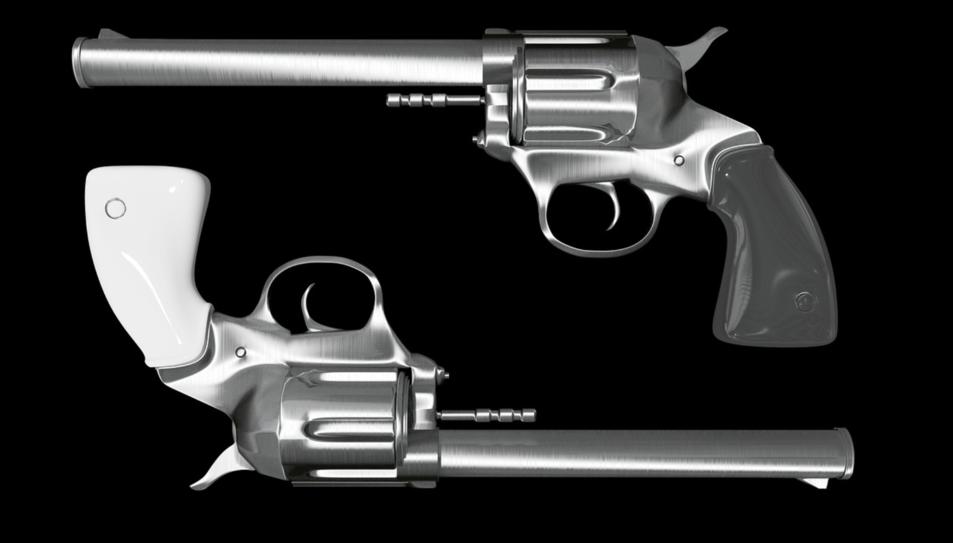 Dues pistoles.