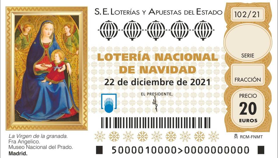 Loteria de Nadal.
