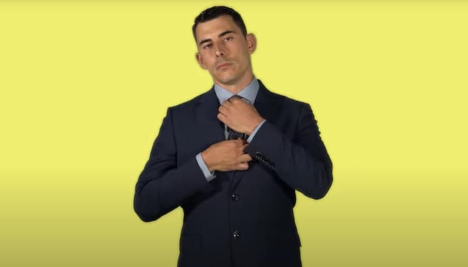 Imatge del videoclip 'Pàtria'.