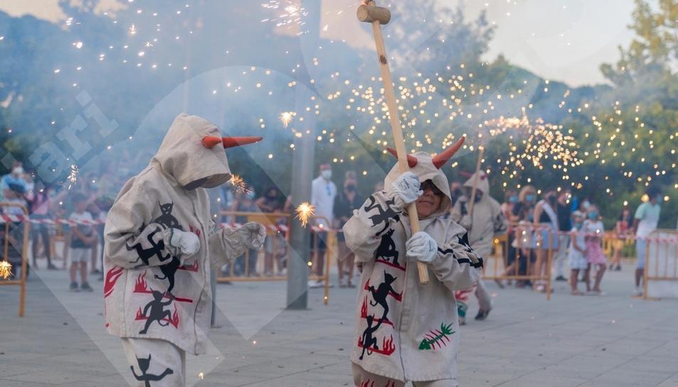 Seguici Festiu de la Mare de Déu del Camí a Cambrils 2021