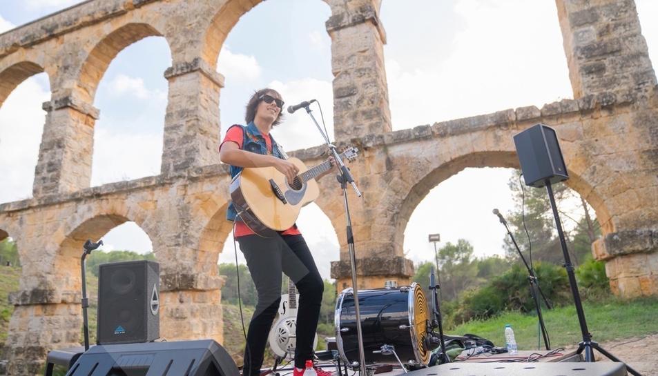 Els concerts de 'La Música del Diable' i l'Anella Tapa enceten els actes previs de Santa Tecla 2021