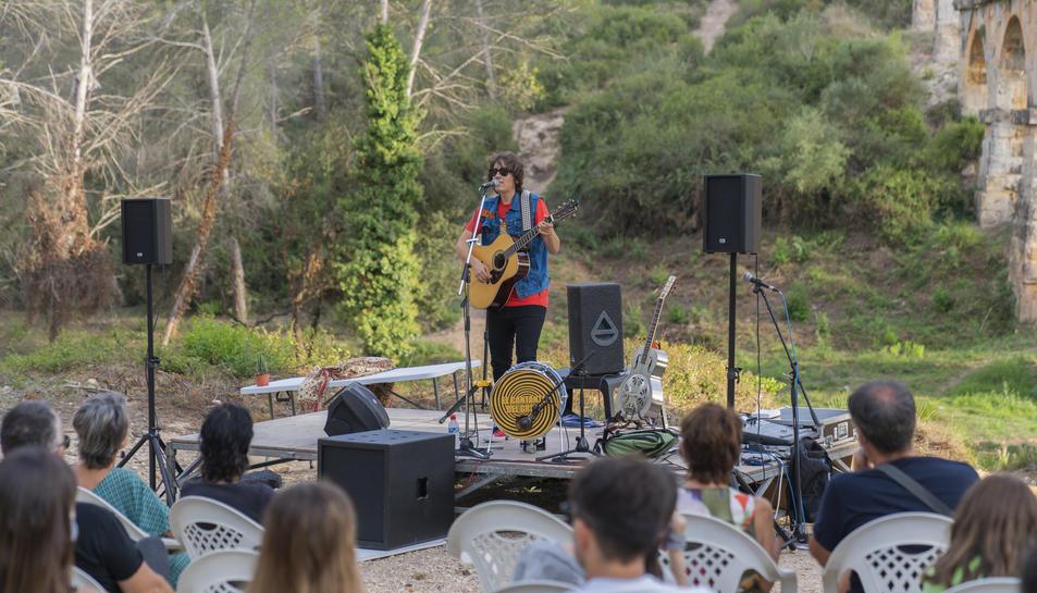 El Cantante del Greco clou el cicle de concerts 'La Música del Diable' a Tarragona