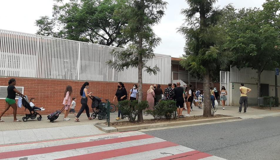Les escoles bressol municipals van iniciar el curs escolar l'1 de setembre.