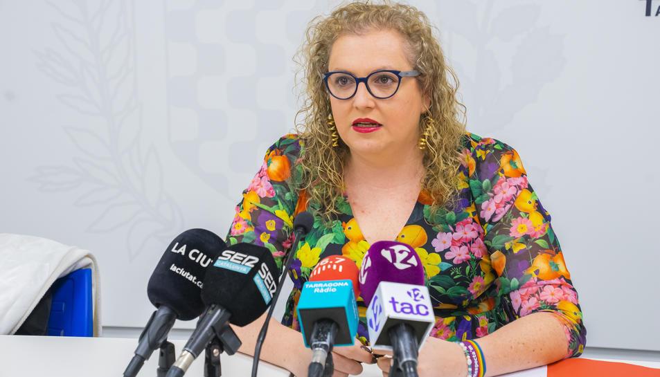 Sandra Ramos, del PSC.