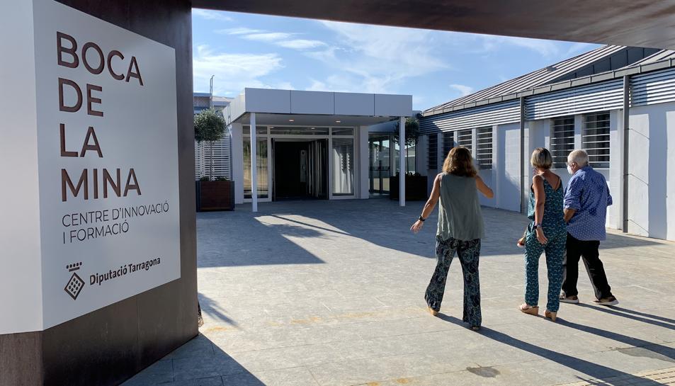 El Centre d'Innovació i Formació Boca de la Mina de Reus.