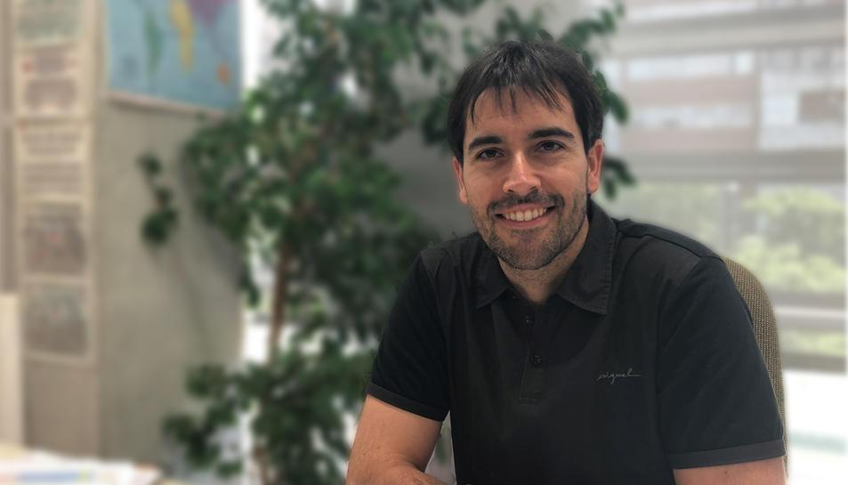 El projecte tarragoní està liderat per l'investigador Albert Fabregat-Sanjuan.