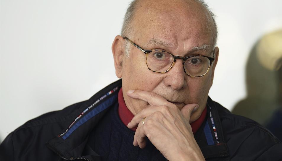El director Mario Camus.