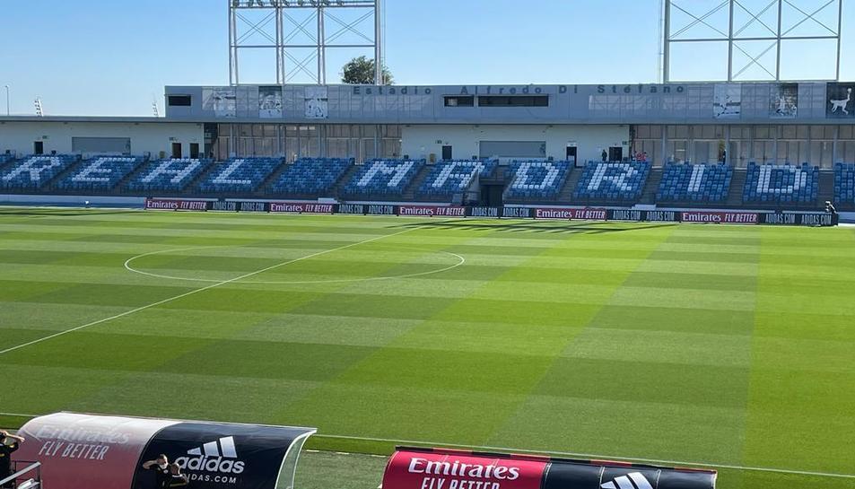 El Nàstic busca la primera victòria a domicili davant el Real Madrid Castilla