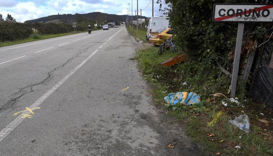 La carretera on ha passat el succés.