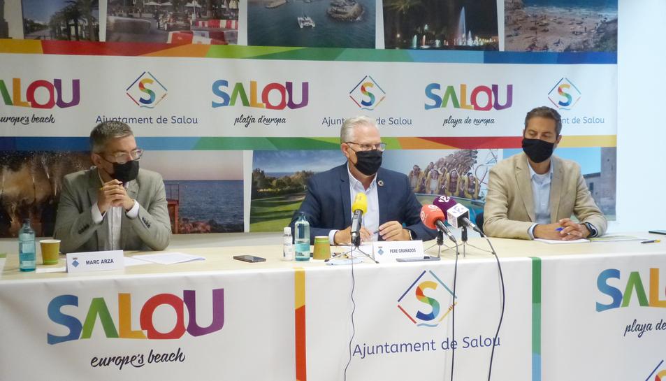 L'alcalde Pere Granados ha afirmat que «Salou és una destinació turística líder a Catalunya».
