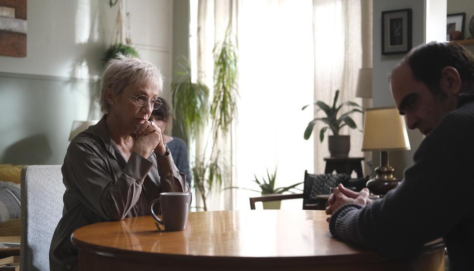 Luis Tosar i Blanca Portillo a 'Maixabel'.