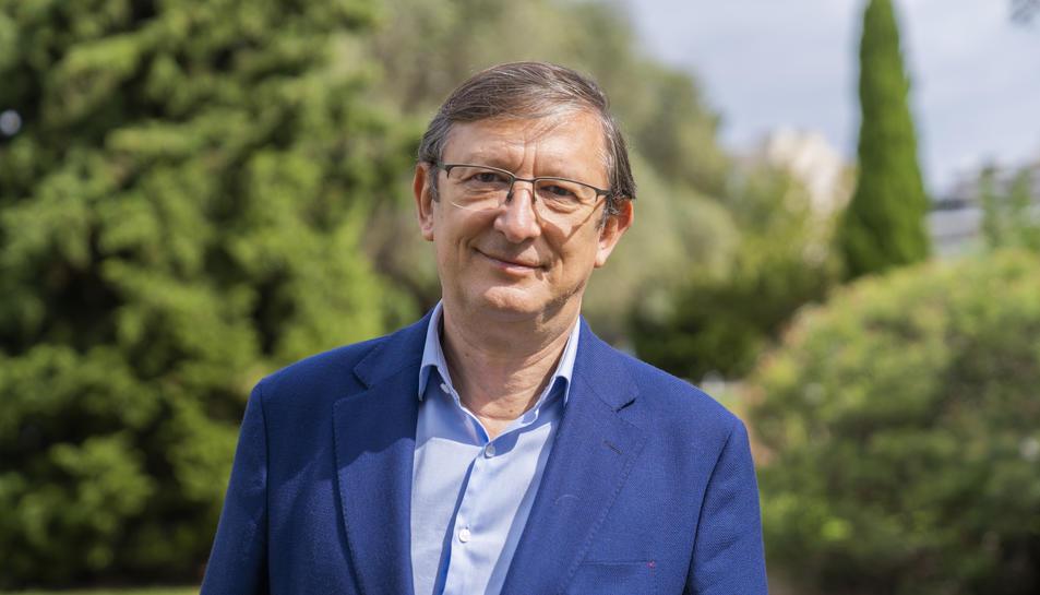 El portaveu de Cs a Salou, Pere Lluís Huguet.