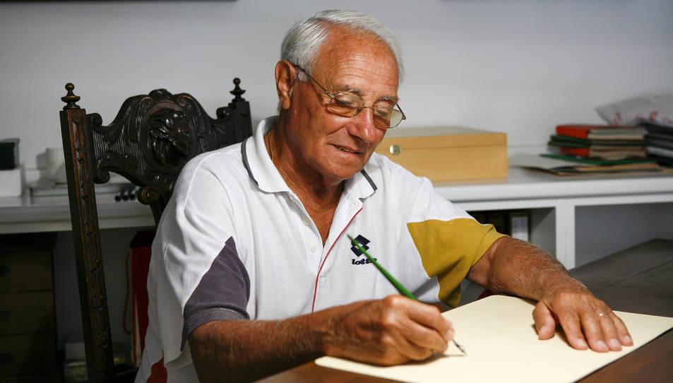 Pere Virgili Gatell.