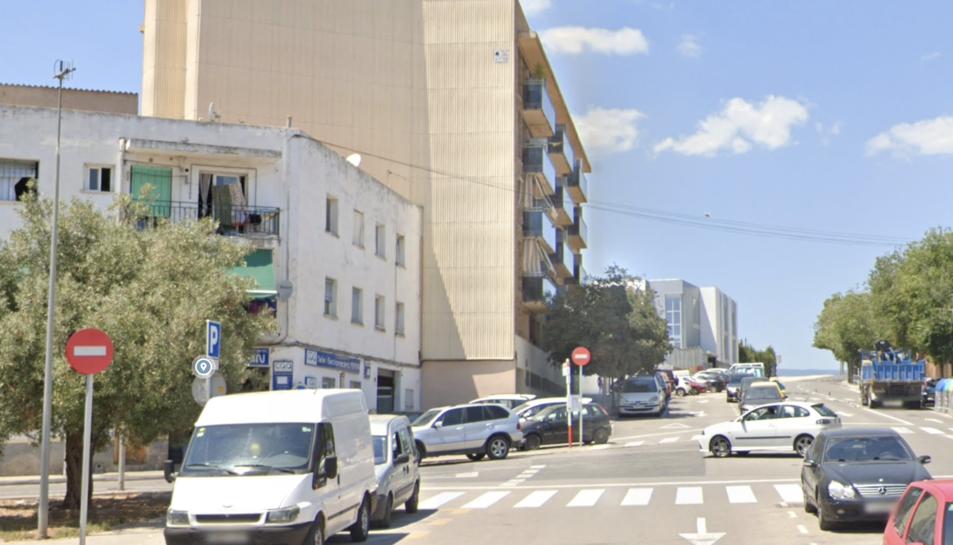 Imatge del carrer Catorze de Bonavista.