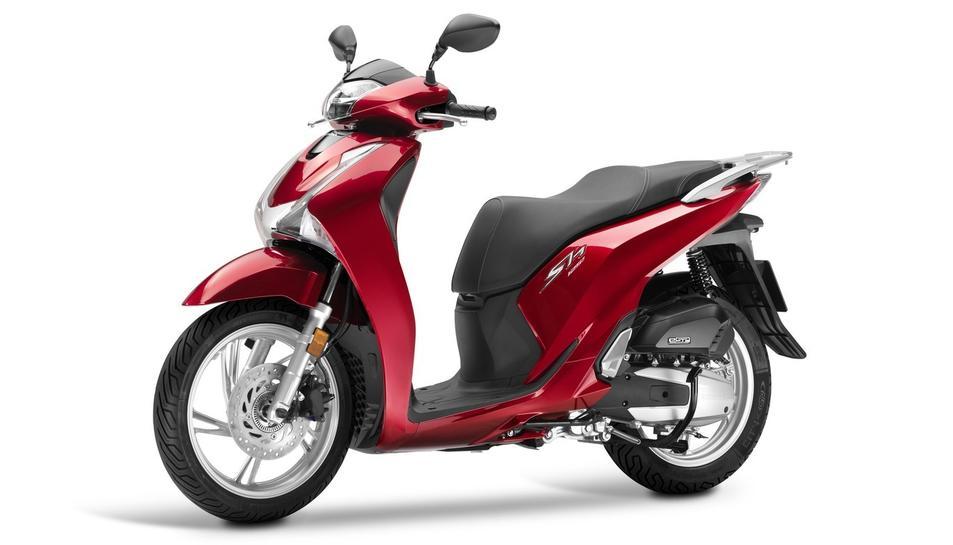 Un dels models preferit pels lladres és l'Honda Scoopy 125