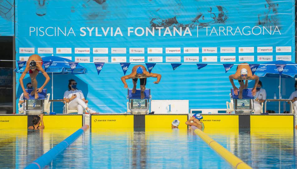 La piscina Sylvia Fontana ara també podrà acollir competicions i entrenaments a l'hivern.