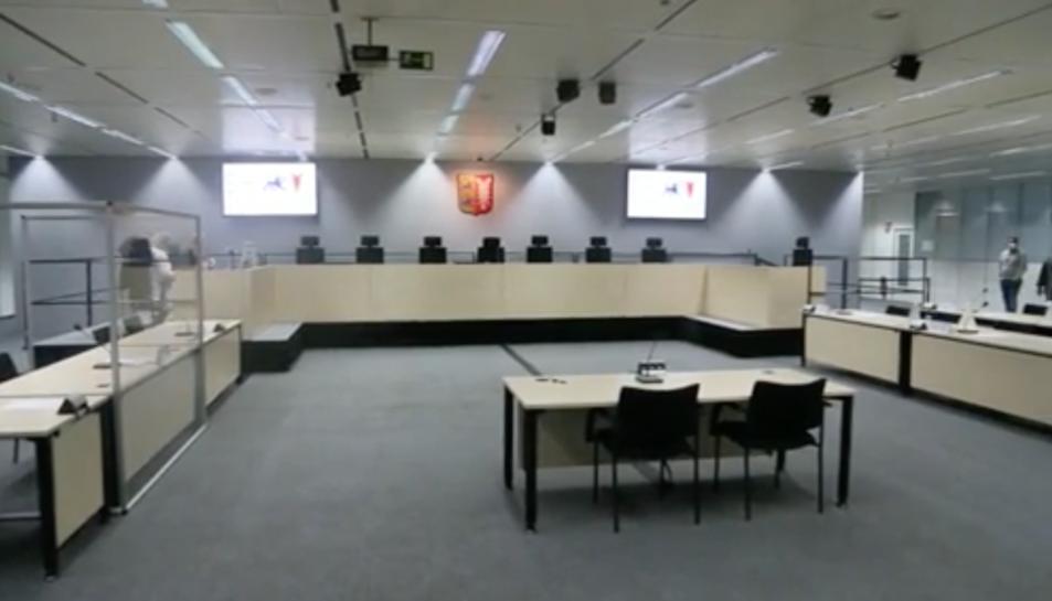 Imatge de l'Audiència Provincial d'Itzehoe.