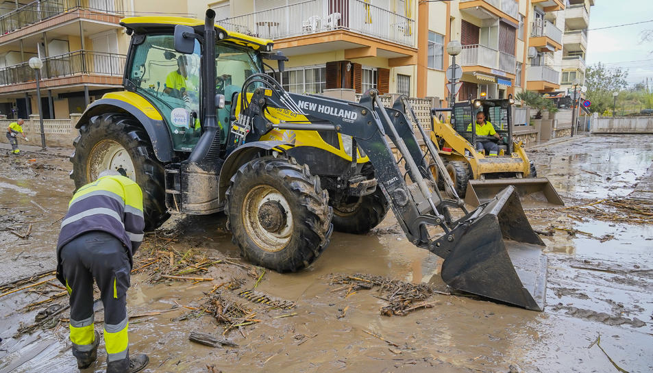 El projecte pretén acabar amb les inundacions recurrents del barri de la Salut de Salou.