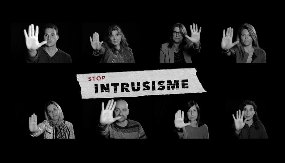La campanya rep el nom d'STOP Intrusisme.