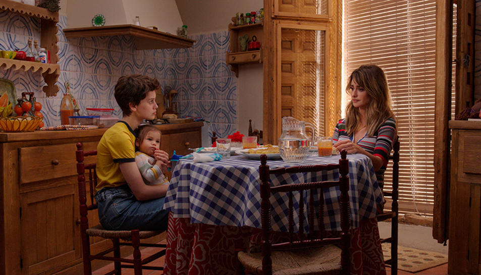 Una imatge del film 'Madres paralelas' de Pedro Almodóvar.