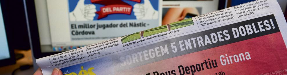 Sempre que el Nàstic i el Reus juguen a casa, els lectors d'aquest mitjà poden aconseguir entrades dobles per veure el matx.
