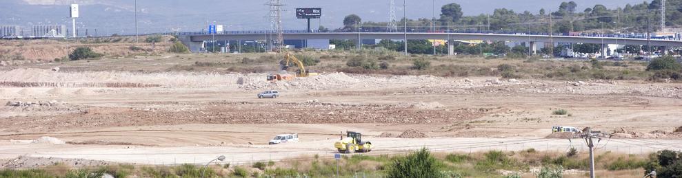 Ikea se situarà al costat de l'Anella Mediterrània, al complex anomenat PP10.