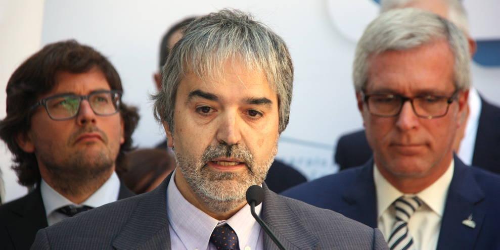Joaquim Nin en una imatge d'arxiu.
