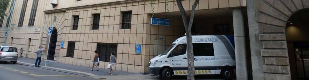 Imagen de archivo del Hospital de Sant Pau i Santa Tecla