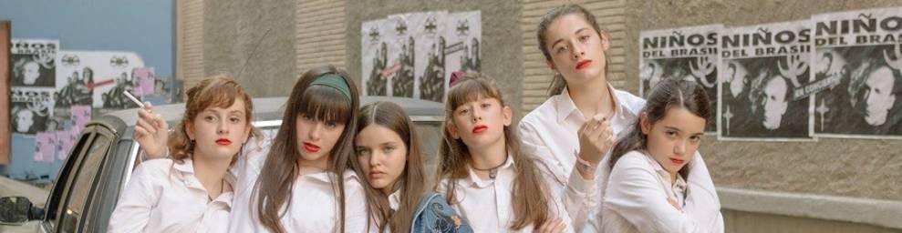 Imatge promocional de 'Las niñas'.
