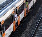 Los trenes de la R16 acumulan cada día un retraso medio de 6 horas y 11 minutos