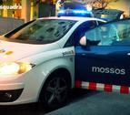 Imagen de archivo de un coche patrulla de los Mossos D'Esquadra.