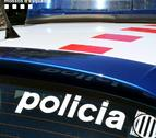 Els fets van ocórrer dimecres davant del Col·legi Maria Rosa Molas.