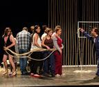 La obra se representará en el Teatre Auditori el Morell.
