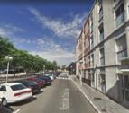 El incendio se ha producido en un bloque de pisos de la Rambla Catalunya.