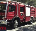 Imagen de archivo de un vehículo de los Bomberos.