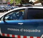 Imagen de archivo de un vehículo de los Mossos d'Esquadra.