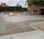 Se ha mejorado la zona de recreo del colegio.