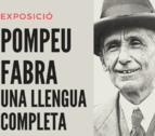 L'exposició «presenta l'aportació de Fabra a la llengua catalana, el gran arrelament social de la seva figura i obra arreu de Catalunya i l'impuls a la llengua que va suposar el seu treball».