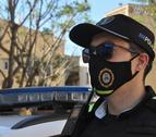 Imagen de archivo de un agente de la policía local de Torredembarra.