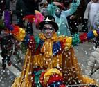 Imagen de un Carnaval pasado en Valls.