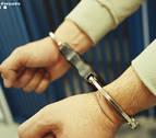 Imagen de archivo de una detención de los Mossos d'Esquadra.