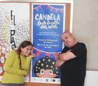 Rat Cebrián i Joan Reverté, directors de l'obra de teatre familiar.