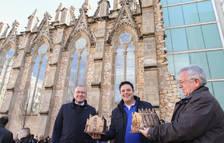 Una réplica de la Iglesia de Sant Joan para «lamerse los dedos»